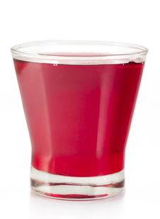 Summer Drink Rose Water Stock Images