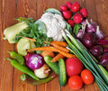 Free Fresh Raw Vegetables Royalty Free Stock Images - 25689179