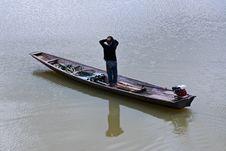 Free Boat Thailand.JPG Royalty Free Stock Photo - 25683775