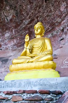 Free Buddha Statue Thai Stock Photo - 25683800