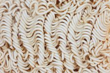 Free Closed-up Instant Noodle Stock Photo - 25687470
