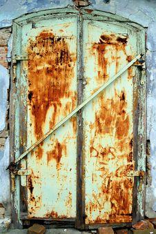 Free Vintage Door Royalty Free Stock Photos - 25688398
