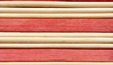 Free Bamboo Mat Royalty Free Stock Photos - 25692898