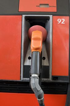 Free Gasoline Pump Stock Photos - 2571693