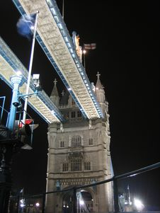 Free London - Tower Bridge Stock Photography - 2573062