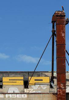 Free Old Malt Plant Stock Images - 2573254