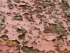 Free Peeling Paint Stock Photography - 2573282