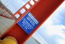 Free Warning Sign Stock Photo - 2573590