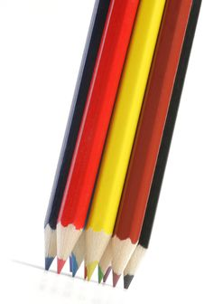 Free Crayons Royalty Free Stock Images - 2575109