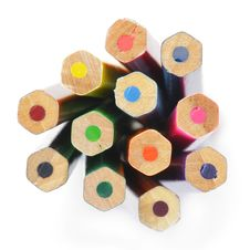 Free Crayons Royalty Free Stock Images - 2575139