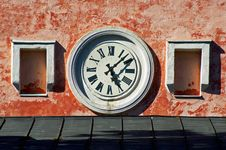 Free Wall Clock Royalty Free Stock Photo - 2575155