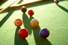 Free Snooker Royalty Free Stock Photo - 2575185