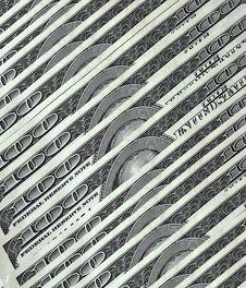 Free 100 Doller Bills Stock Photos - 2575223