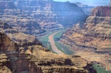 Free Grand Canyon 7 Royalty Free Stock Image - 2575576