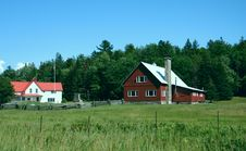 Summer On The Farm Royalty Free Stock Photography