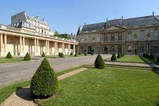 Paris Mansion Royalty Free Stock Photos