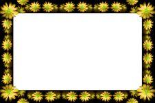 Free Floral Frame Stock Photos - 2577433