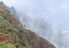 Free The View To Napali Cost Stock Photos - 2577903