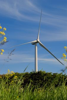 Free Wind Turbine Stock Image - 2577951