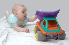 Free Toy-lorry Stock Photo - 2579290