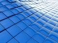 Free Blue Wavy Background Stock Images - 25707054
