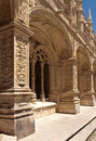 Free Detail Of Gallery In Jeronimos Monastery Royalty Free Stock Images - 25707259