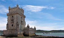 Free Belem Tower, Symbol Of Lisbon Stock Photography - 25707412