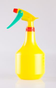 Free Plastic Spray Bottle Royalty Free Stock Image - 25708566