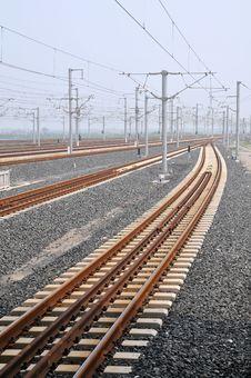 City Railway Stock Photos