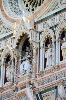 Santa Maria Del Fiore Royalty Free Stock Photography