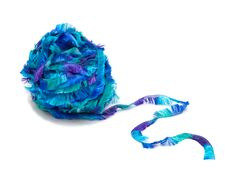 Free Tangle Of Colored Wool Stock Image - 25718911