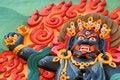 Free Kali Sculpture Royalty Free Stock Photo - 25721625
