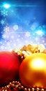 Free Xmas Decorations With Beauty Bokeh Stock Photos - 25724183