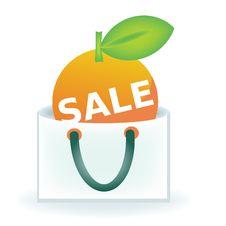 Free Sale Label Stock Image - 25725641