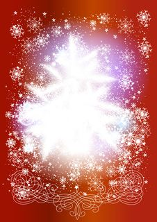 Free Christmas Greeting Card Stock Photos - 25726893