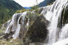 Jiuzhaigou Of China Stock Photo