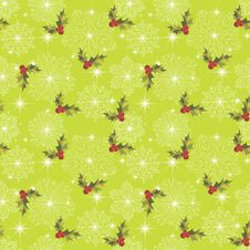 Free Pattern With Snowflakes Stock Image - 25727131