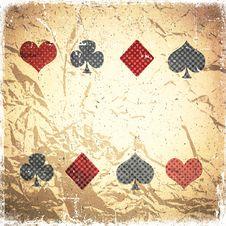 Free Grunge Retro Vintage Paper Stock Image - 25730081