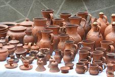 Free Potteries Stock Photo - 25737230