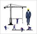 Free Construction Site Stock Photo - 25747030