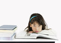 Free Young Student Reading The Book Royalty Free Stock Image - 25748446