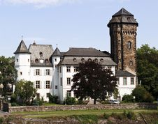 Free Living On The Rhine Stock Images - 25741454