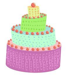 Free Cake Royalty Free Stock Photos - 25743368