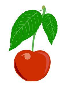 Free Cherry Stock Image - 25743371