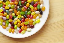 Free Jelly Beans Stock Image - 25749481