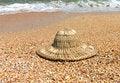 Free The Straw On The Seacoast Stock Photos - 25751193