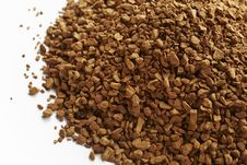 Free Instant Coffee Granules Stock Image - 25750281