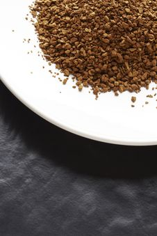 Free Instant Coffee Granules Stock Photography - 25750322