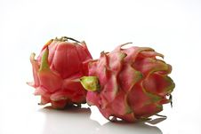 Free Red Dragon Fruit / Pitaya Stock Image - 25757391