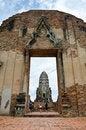 Free Ruins Of Ayutthaya Stock Images - 25770554